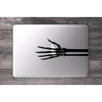 Calcomanía Sticker Vinil Macbook Mac Rayos X