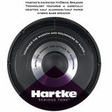 Amplificador De Bajo Hartke Hd50 - Peavey Max 112
