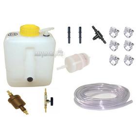 Kit Completo Vapor De Gasolina Universal Manual Instalação