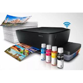 Impresora Multifuncional Hp Gt5820 Ecotank E Inalambrica