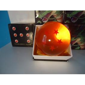 Mega Promoção!! Esfera Do Dragão Unidade Tamanho Real 8cm