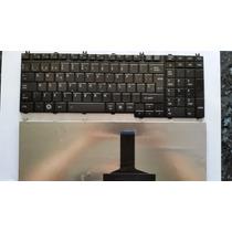 Teclado Toshiba Satellite L500, L500d, L505, L505d Español