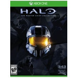 Halo The Master Chief Collection Xbox One Original Ade
