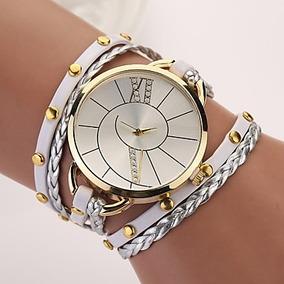 Mulheres Relógio De Moda / Bracele Relógio Quartz Punk