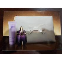 Kit Alien Thierry Mugler Edp 30ml+body Lotion 50ml-original