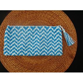 Carteras Tipo Sobre. Clutch Tejido A Mano. Inspiración Wayuu