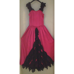 Vestido De Dama Antañona Para Niña