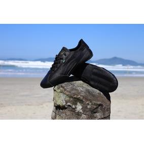 Sapatilhas Taygra Com Corpo Preto