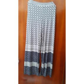 Pantalon De Dama Casual Talla Unica (viscosa Y Spandex)