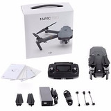 ® Dron Compacto Dji Mavic Pro Video 4k, Sensores ®