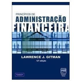 Princípios De Administração Financeira - Edição 12