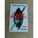 Livro Poemas Da Angola Agostinho Neto