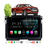 Kit Multimidia Ford Ranger 2017 2018 19 Android 8 Octacore