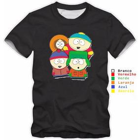 Camisa Personaliza Infantil South Park Animação