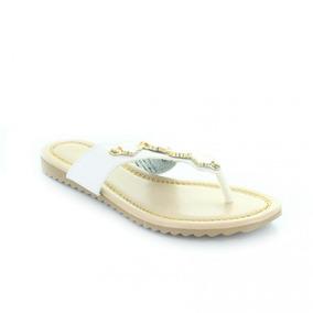 Sandalia Para Mujer Divina 1729-031904 Color Blanco