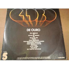 Vinil Lp - Globo De Ouro - Volume 5 - 1979