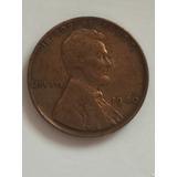 Moneda De Centavo De Dólar De 1940