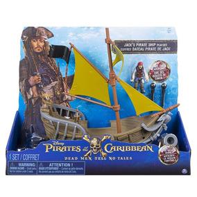 Poc Barco Pirata De Jack Sparrow