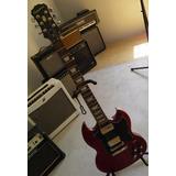 Guitarra Epiphone Sg Custom Shop