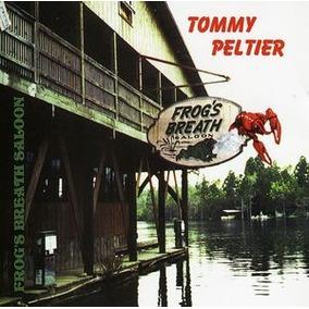 Cd Tommy Peltier Frog