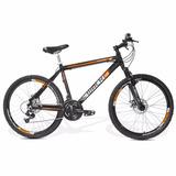Bicicleta Mtb Gts M1 Walk 1.0 Freio A Disco - Câmbio Shimano