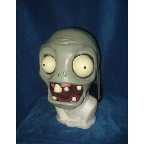Máscara Plantas Vs Zombies Halloween Noche De Brujas