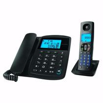 Telefono Fijo Alcatel Ext Inalambrico E150 Dect 6.0 Altavoz