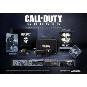 Game Ps3 Call Of Duty Ghosts - Prestige Edition Promoção