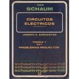 Libro: Circuitos Eléctricos - Serie Schaum - Pdf