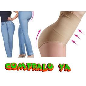 Faja Pantaleta Panty Reduce Abdomen Y Cintura Levanta Cola