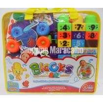 Legos Grandes Bloques 50 Piezas * Tienda Física *