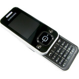 Celular Samsung Sgh F250l + Cargador + Manos Libres Leer