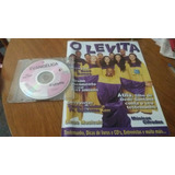 Revista O Levita Robson Nascimento C/ Cd N°4 - Colecionador