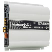 Amplificador Boog Dps 2900 1800w Rms Módulo Som Automotivo