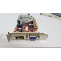 Placa Video Ati Radeon Hd3470 Nova Vga E Display Port