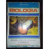 Libro De Biología 1er Año De Ciencias Jesus Hoyos