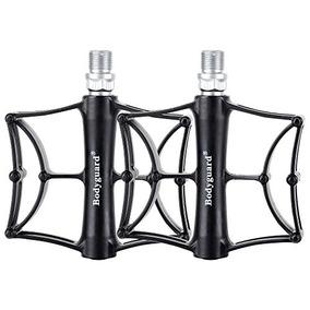 Pedales De Bicicleta De Montaña Bodyguard, Peso Ligero De A