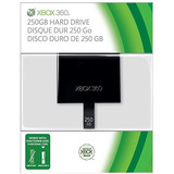 Xbox 360 250 Gb De Harddrive - Xbox Delgado Sólo