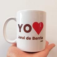 Taza De Ceramica Diseño Yo Amo Jaral De Berrio