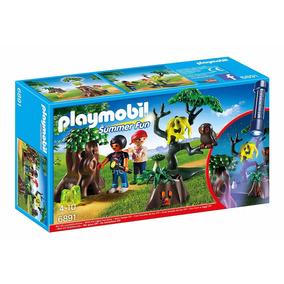 Playmobil Paseo Nocturno 6891 Summer Fun Figuras Edu