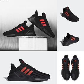 hot sale online aa19b 5174d Tenis adidas Climacool Negro Talla 7 Originales