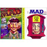 1 Dvd Com Revistas Mad + 70 Revistas Digitalizadas