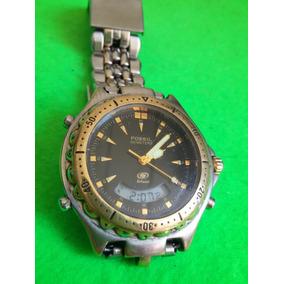 6dddcf039d6d Reloj Fossil Blue100 Meters Am 3406250012 - Relojes en Mercado Libre ...