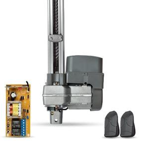 Kit Motor Portão Eletrônico Basculante Potenza 1/3 Ppa