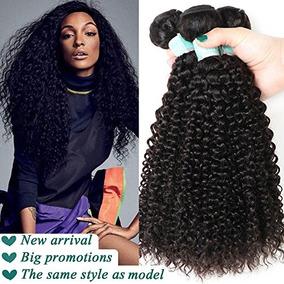 Brazilian Kinky Curly Wave 14 16 18inch Human Hair Extension
