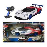 Auto Radio Control Electrico Ford Gt  Escala 1/10 Nikko Rc