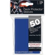 Protectores Ultra Pro X50 Unidades Azul Standart Scarletkids