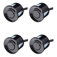Sensor De Reversa De 4 Puntos Vak 434 Universal Con Sonido D
