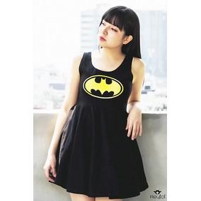 Vestidos de batman para mujer