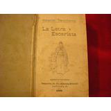 Vendo Libro Antiguo 1899